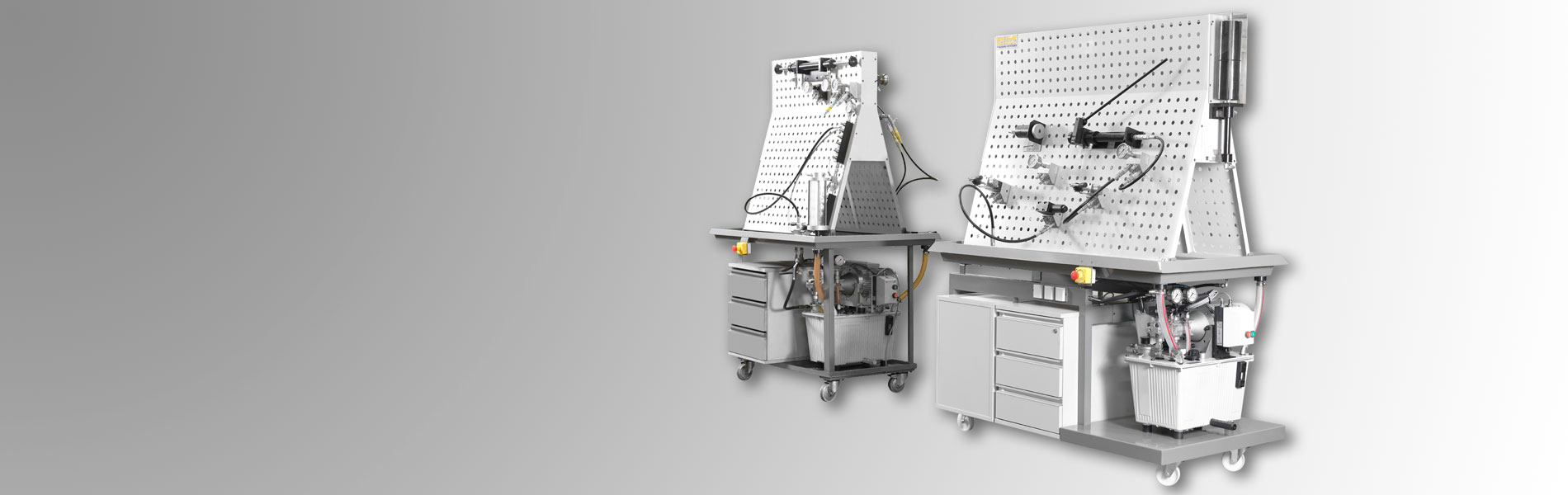 HRE DIDACTIC, la sección especializada en didáctica de HRE Hidraulic
