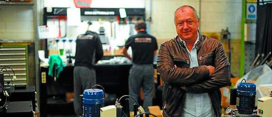 Entrevista a José Ángel Alberdi en El Diario Vasco