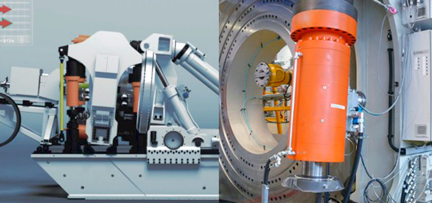Bancos de ensayo para la Industria, sector en el que HRE Hidraulic está presente