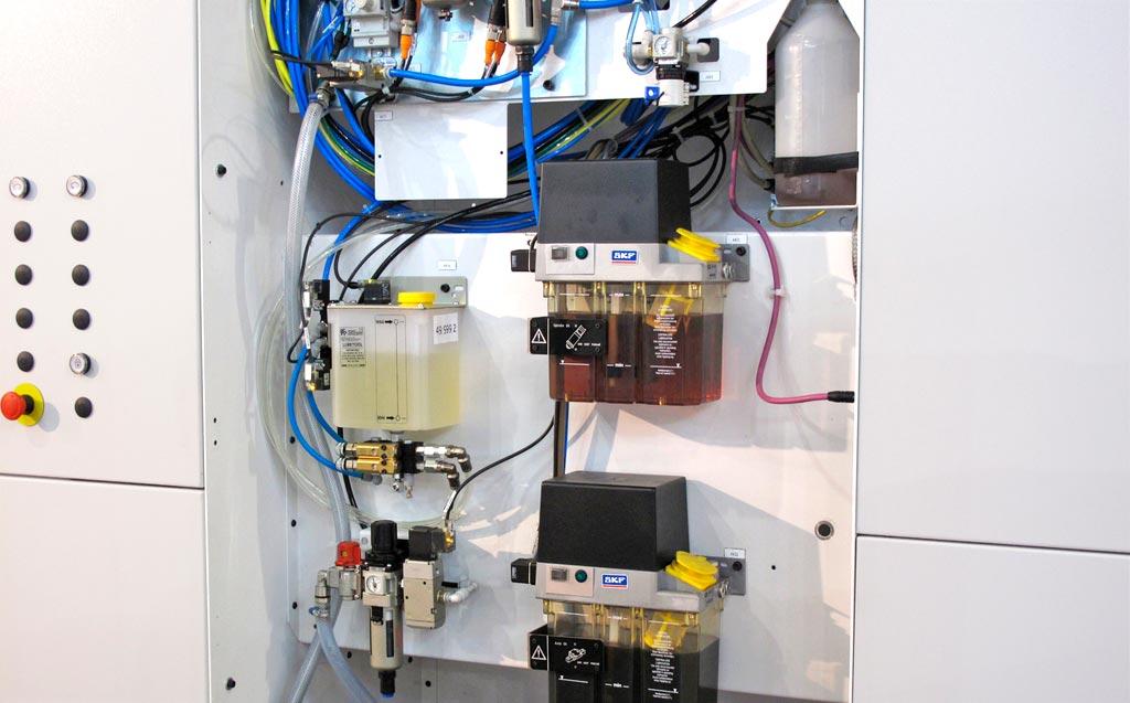 Sistemas de engrase y refrigeración