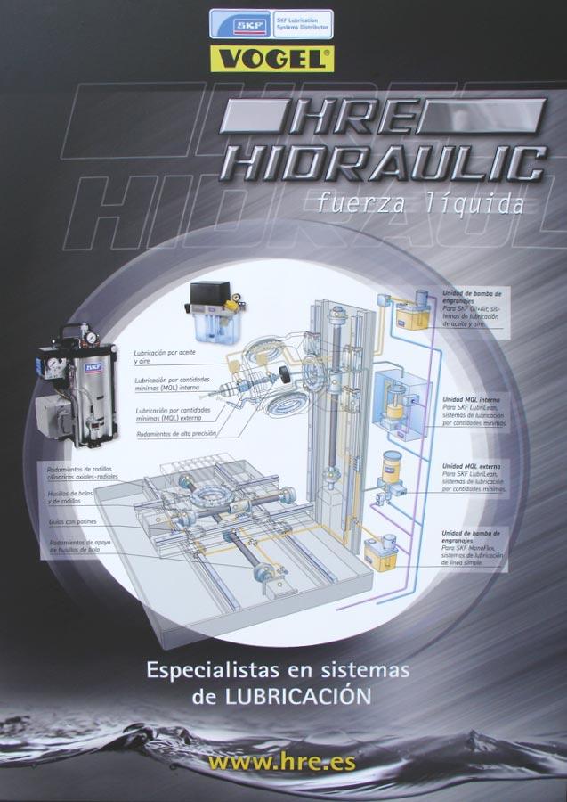 SKF - Vogel & HRE Hidraulic