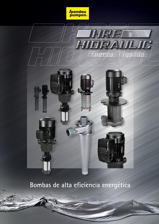 Spandau Pumpen & HRE Hidraulic