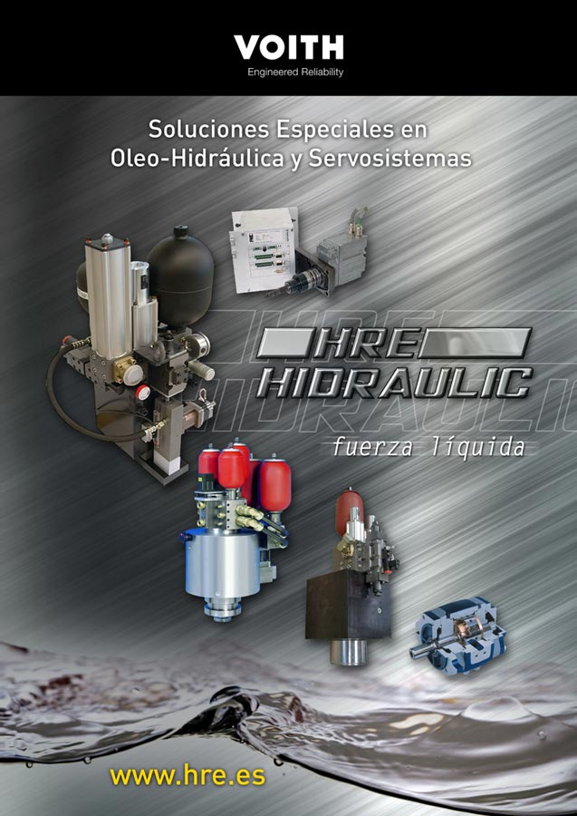 Voith & HRE Hidraulic